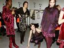 Die Modewoche in London ist für ihre Exzentrik bekannt.