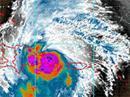 Der Tropensturm Fay zieht Richtung Florida.