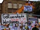 Proteste gegen das Bauprojekt «Stuttgart 21». (Archivbild)