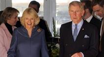 Obama hat Royalen Besuch aus England erhalten.