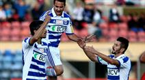 Cristian Ianu besorgte per Elfmeter das wichtige 1:0. (Archivbild)