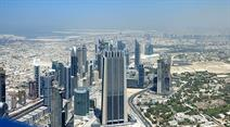 Alte religiöse Tradition trifft in Dubai auf moderne Technik.