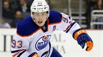 Ryan Nugent-Hopkins erlöste die Oilers. (Archivbild)