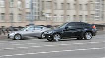 BMW X6: Perfekte Spiegelung des Zeitgeistes aus Paranoia und Aggression.