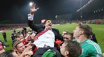 Trainer Chris Coleman hatte Wales die Euroqualifikation gebracht.