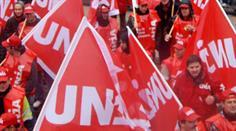 Unia kritisiert den Spardruck.