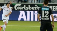 2:1-Heimerfolg gegen den FC Sion.