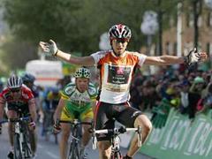 Etappensieg für Alejandro Valverde.