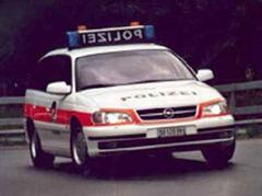 Kantonspolizei Solothurn verfolgte den Amokfahrer.