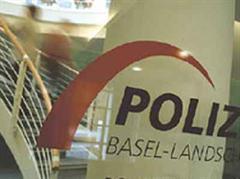 Polizei des Kantons Baselland.