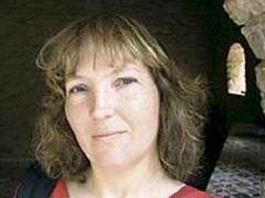 Die Frau an der Spitze: Florence Devouard.
