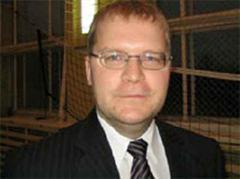 Der estnische Aussenminister Urmas Paet.