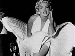Marilyn Monroe im Film «The Seven Year Itch».