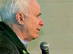 John McCain wird den Namen seines Vizepräsidenten wahrscheinlich Ende nächster Woche bekanntgeben.