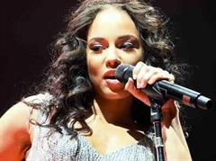 Nähe zum Jazz: Alicia Keys.