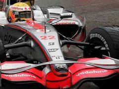 Sechster Sieg: Lewis Hamilton.