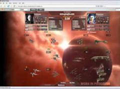 In dem Browser-Online-Game «WebWars: EVE» kämpft man um Webseiten.