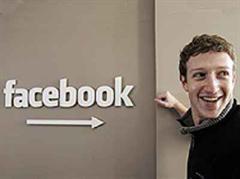 Erfolgreich mit Facebook: Mark Zuckerberg.