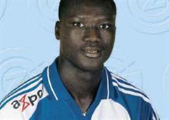 Papa Bouba Diop verlässt die Grasshoppers in Richtung Lens.