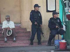 In den ersten neun Tagen dieses Jahres der Zeitung zufolge sind in Mexiko bereits 283 Morde begangen worden. (Symbolbild)
