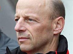 U17-Trainer Dany Ryser.