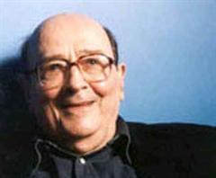 Der britische Regisseur Karel Reisz.