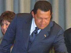 Venezualas Hugo Chavez verschwendet keinen Gedanken an Rücktritt trotz den Protesten.