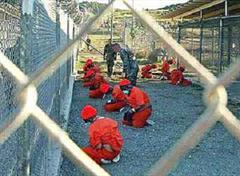Humane Käfighaltung auf dem US-Stützpunkt Guantanamo Bay.