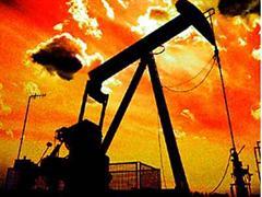 Ölpreis sinkt.