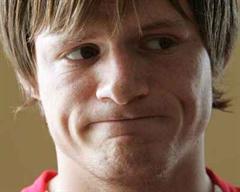 Johan Vogel muss gegen England passen.