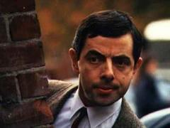 """Die Rolle des """"Mr. Bean"""" machte Rowan Atkinson berühmt."""