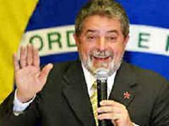 Luis Ignázio Lula da Silva.