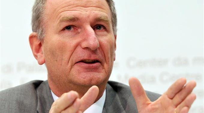 Der WAK-Präsident Hansruedi Wandfluh (SVP/BE).