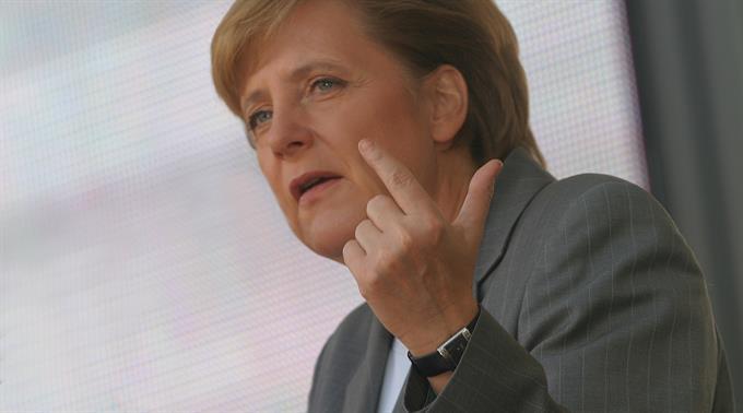 Angela Merkel forderte ein verbindliches Regelwerk zum Schutz des Klimas. (Archivbild)