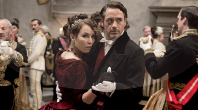 Dr. Watson muss sich auch um Sherlock Holmes' grosse Liebe Mary Morstan (Kelly Reilly) kümmern.