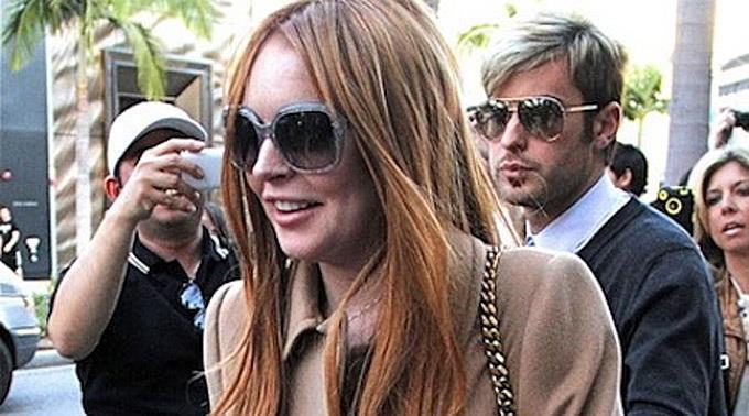 Lindsay Lohan übernimmt Hauptrolle in L.A.-Thriller «The Canyons».