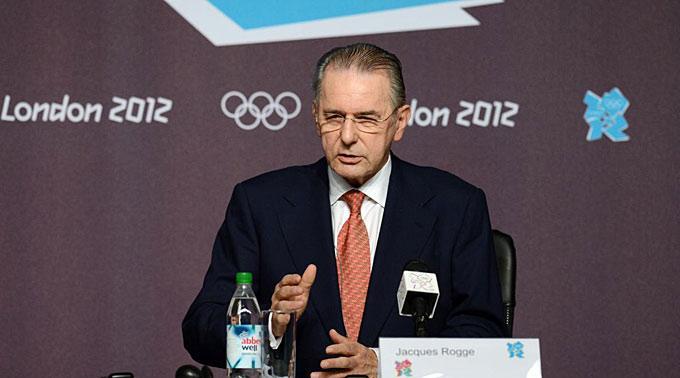 Jacques Rogge: «London hat die olympische Bewegung erfrischt.»