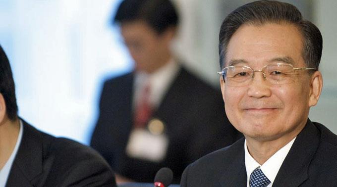 Wen Jiabao fordert Europa zur Entschlossenheit zu Reformen.