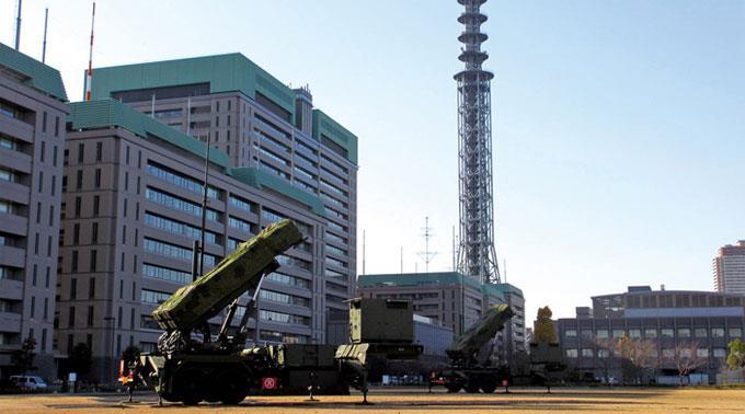 Schutz vor Raketen aus Nordkorea. (Symbolbild)