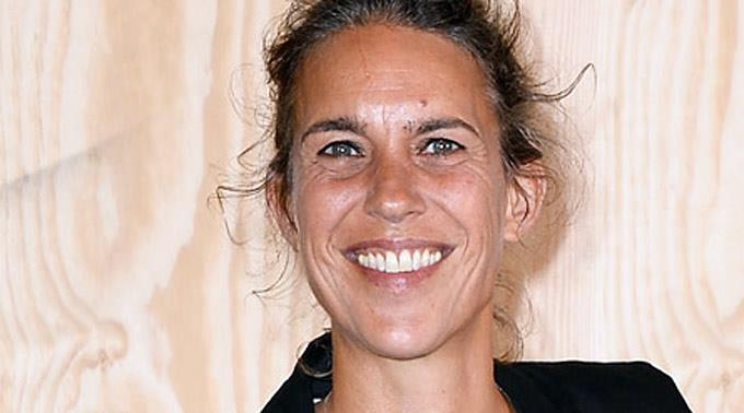 Modedesignerin Isabel Marant.