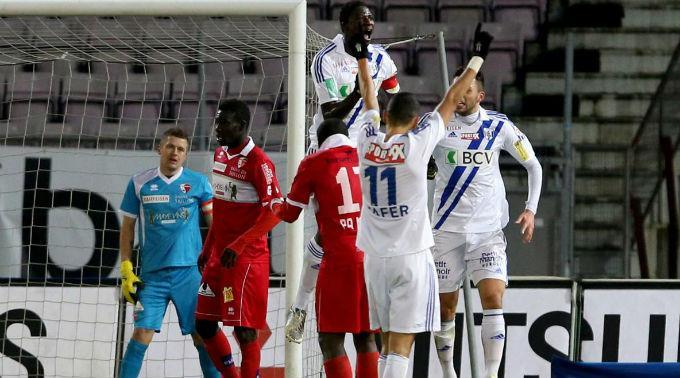 Lausanne feierte den ersten Saisonsieg.