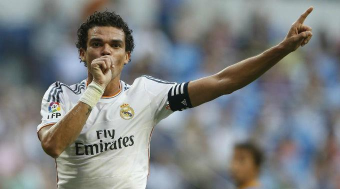 Real Madrids Pepe. (Archivbild)