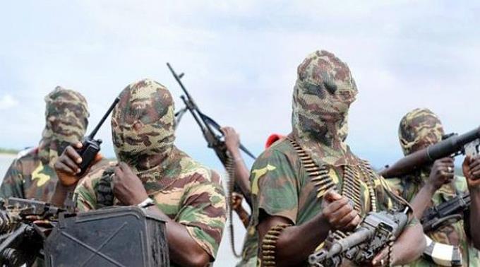 Boko Haram richtet viele schlimme Dinge an.