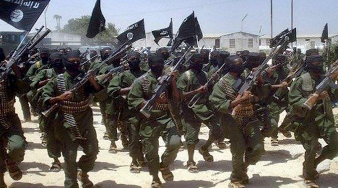 Terror-Truppen im Irak.
