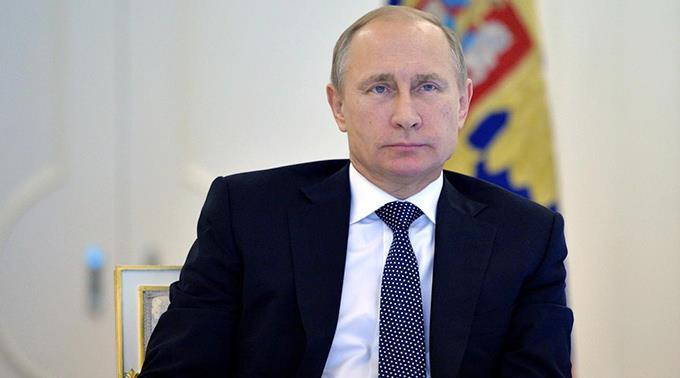 Riecht Schwäche 500 km gegen den Wind: Wladimir Putin.