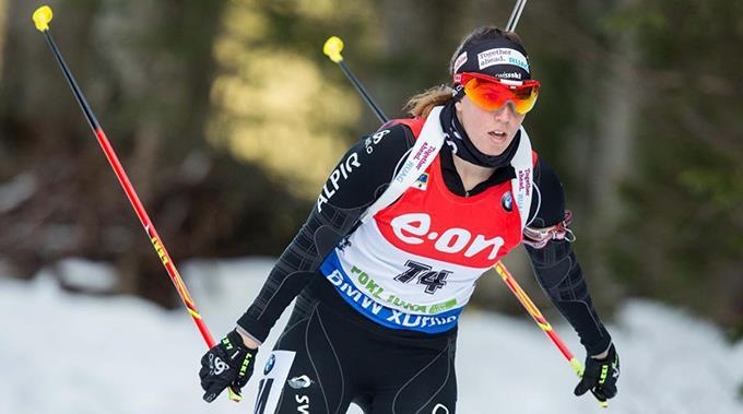 Lena Häcki machte den zwölften Platz.