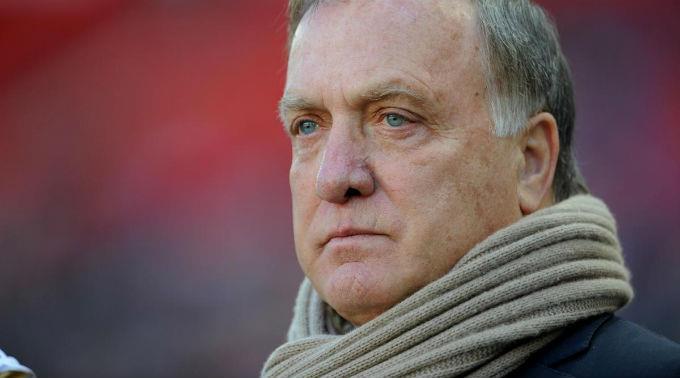 Dick Advocaat kehrt Sunderland bereits wieder den Rücken.