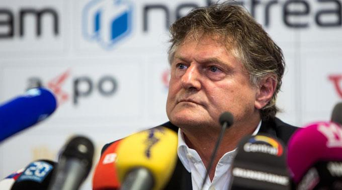 FCZ-Präsident Ancillo Canepa.