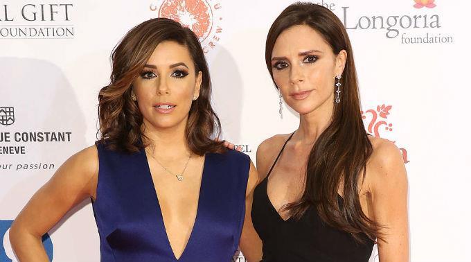 Victoria Beckham wird angeblich das Hochzeitskleid von Eva Longoria entwerfen.