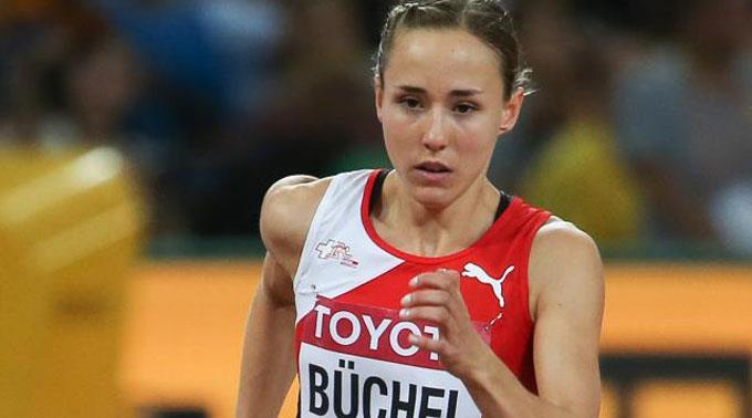 Selina Büchel verpasste ihr Ziel. (Archivbild)